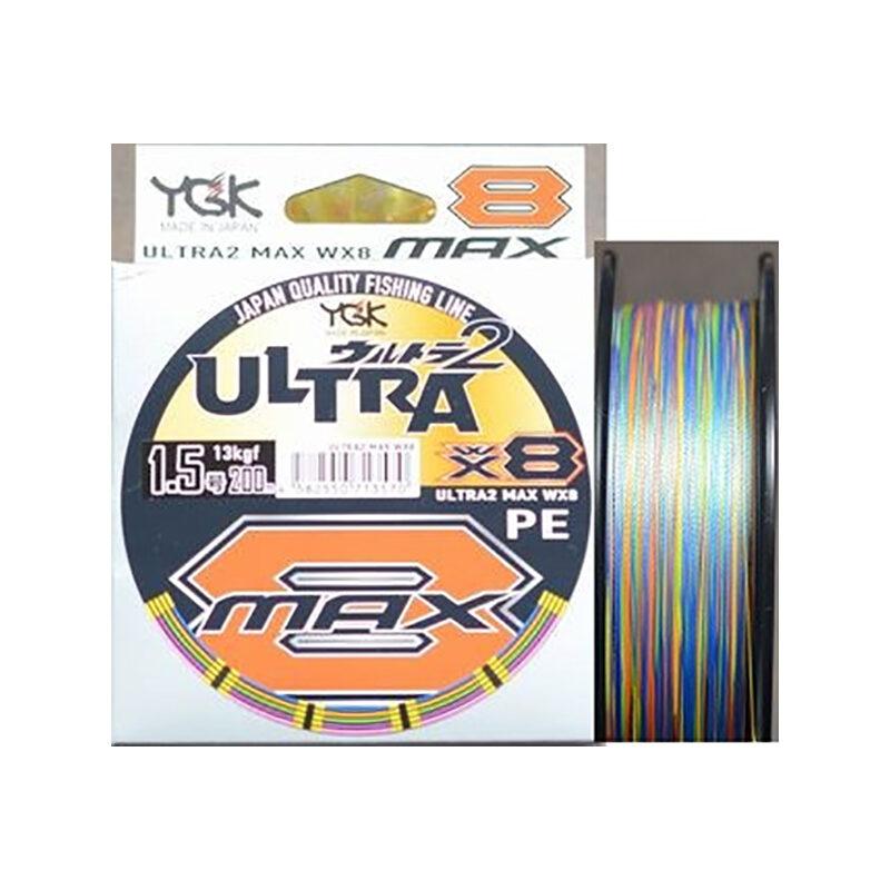 Nöör YGK ULTRA2 MAX X8 100m multicolor